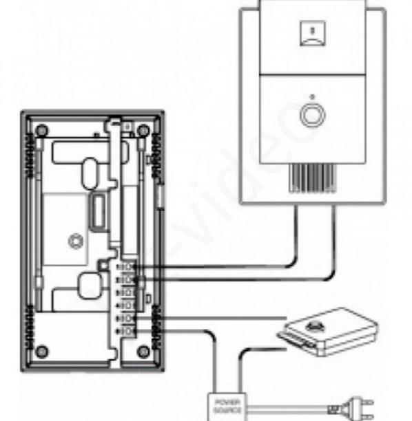 Dp 2s схема подключения