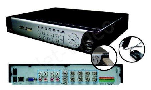 видеорегистратор Gf-dv0802 Record Net инструкция img-1